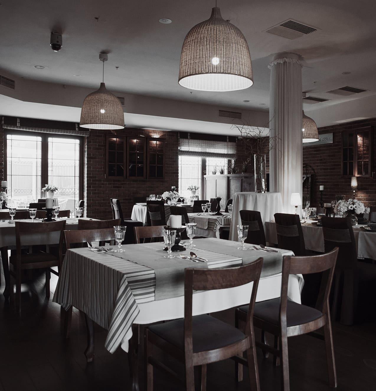 Restauracja Trzy po Trzy