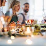 Wybór jedzenia weselnego